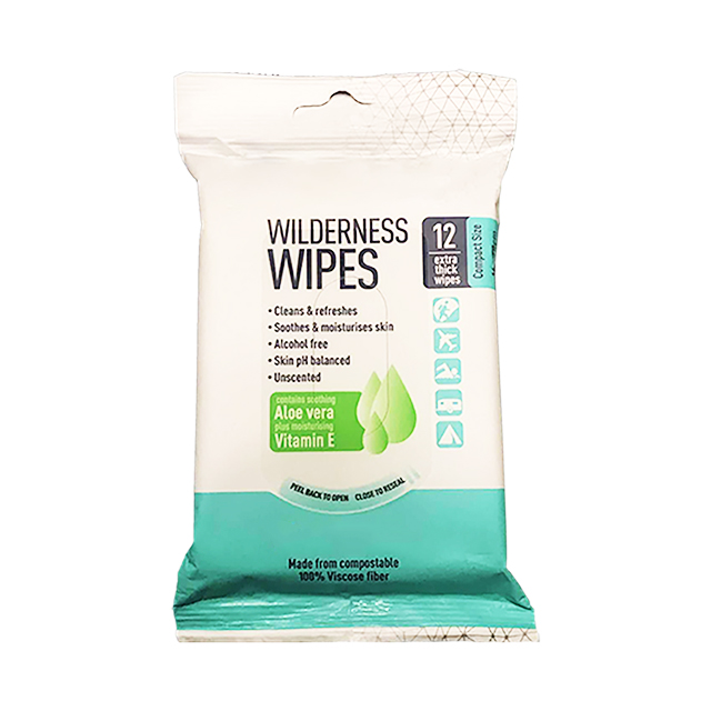 OEM Fabricant Déodorant Clean Biodégradable Adult Body Massive Wet Wipes